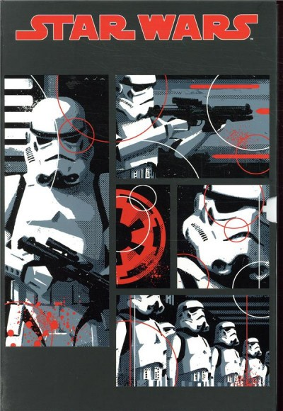 Couverture de Star Wars (Panini Comics - 100% Star Wars) -INT02- Tome 2