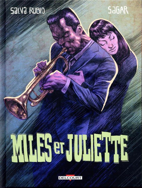 Couverture de Miles et Juliette