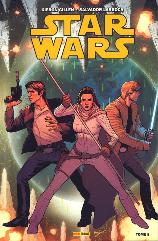 Couverture de Star Wars (Panini Comics - 100% Star Wars) -8- Mutinerie sur Mon Cala