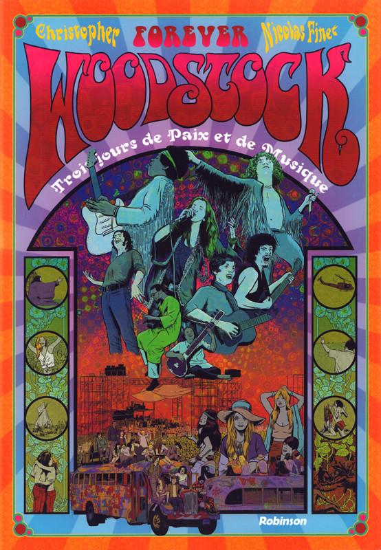 Couverture de Forever Woodstock