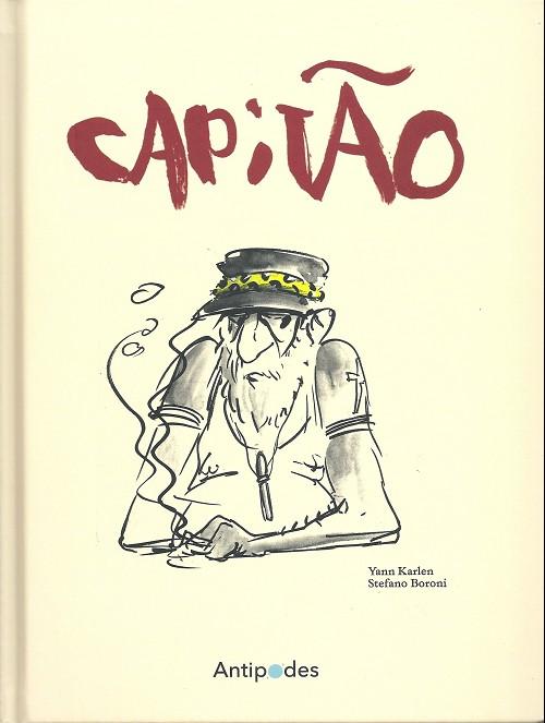 Couverture de Capitão