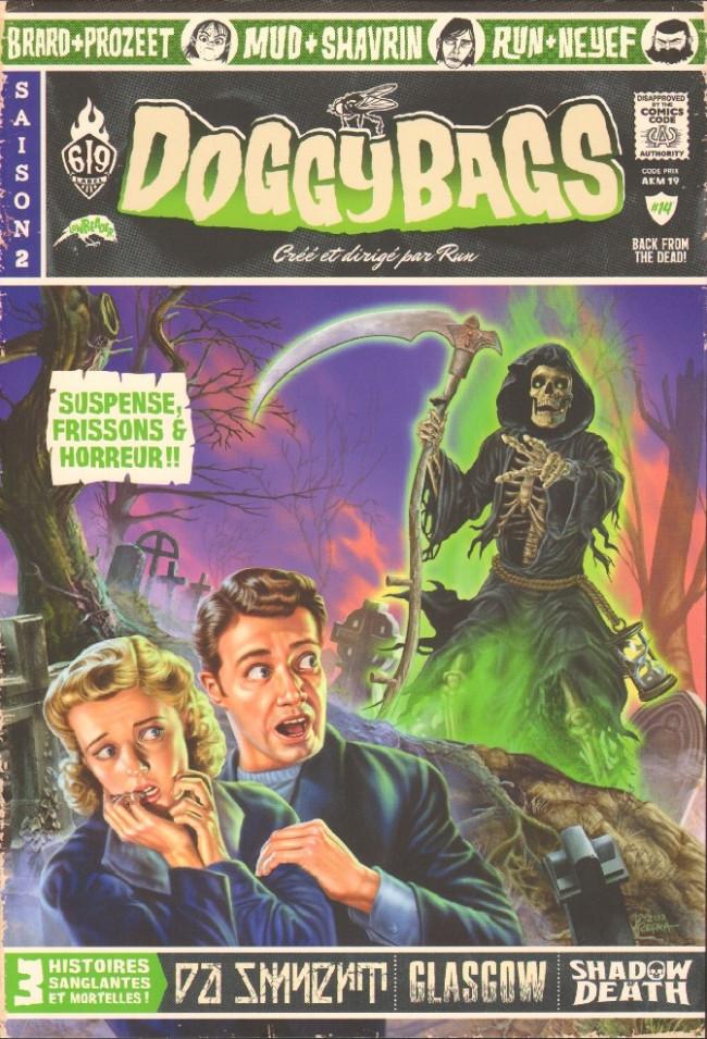 Couverture de Doggybags -14- Volume 14