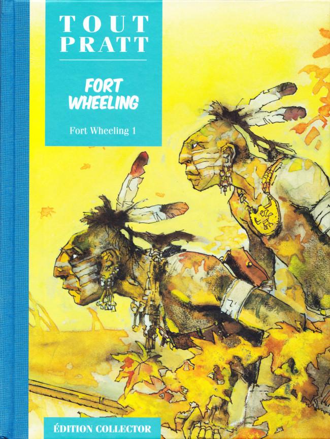 Couverture de Tout Pratt (collection Altaya) -19- Fort Wheeling 1