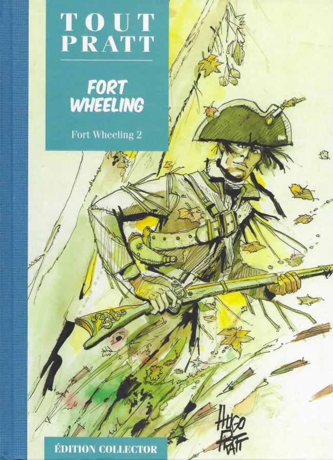 Couverture de Tout Pratt (collection Altaya) -20- Fort Wheeling 2