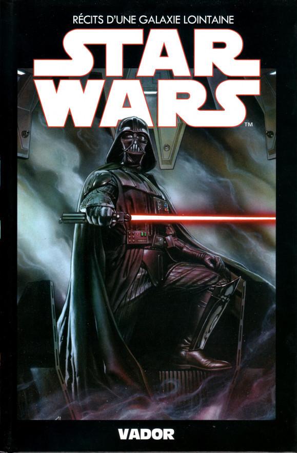 Couverture de Star Wars - Récits d'une galaxie lointaine -3- Vador