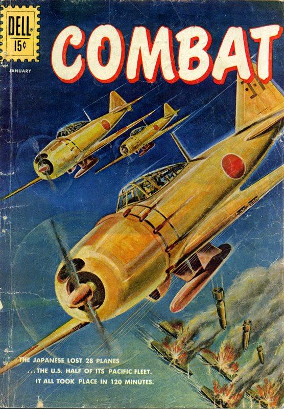 Couverture de Combat (1961) -2- (sans titre)