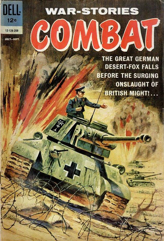 Couverture de Combat (1961) -5- (sans titre)