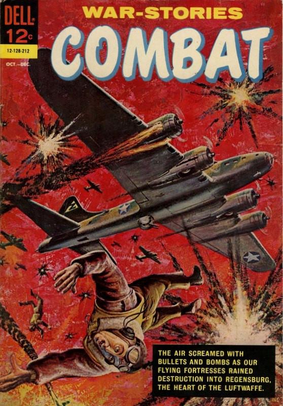Couverture de Combat (1961) -6- (sans titre)