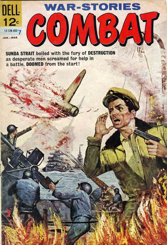 Couverture de Combat (1961) -7- (sans titre)