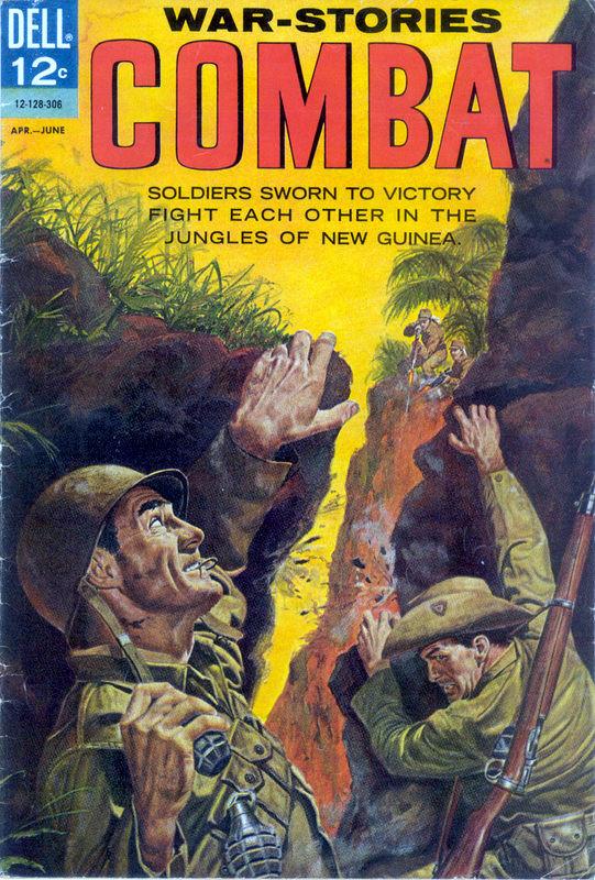 Couverture de Combat (1961) -8a- (sans titre)