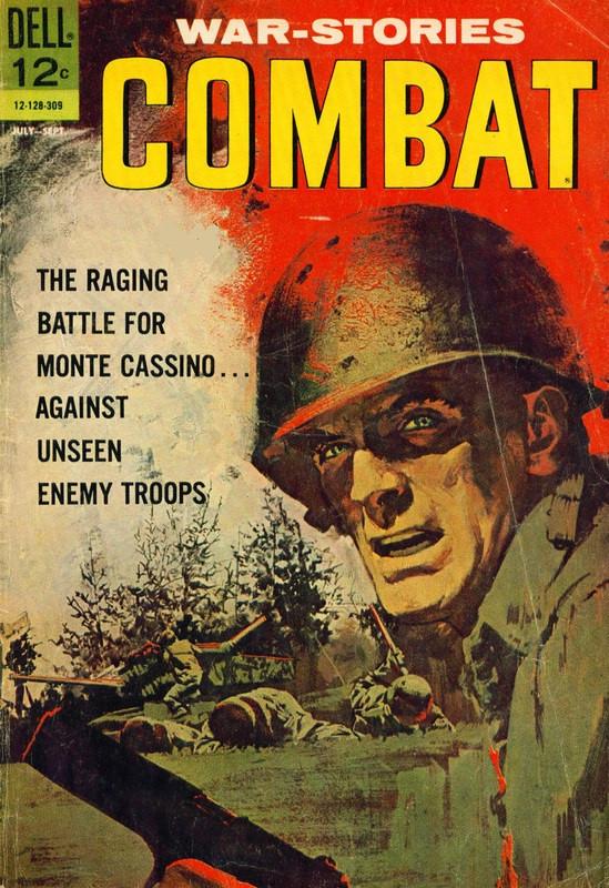 Couverture de Combat (1961) -8b- (sans titre)