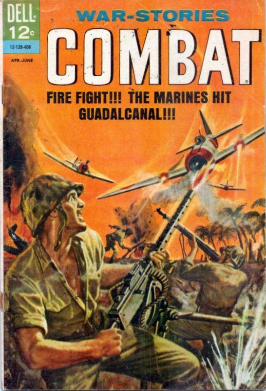 Couverture de Combat (1961) -12- (sans titre)