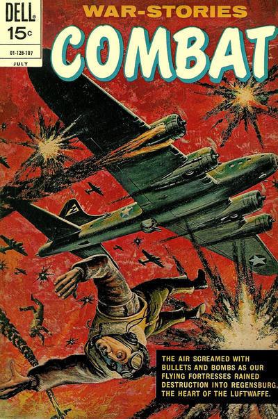 Couverture de Combat (Dell - 1961) -32- (sans titre)