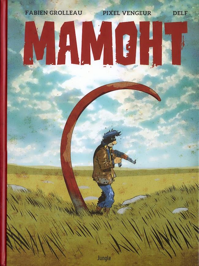 Couverture de Mamoht