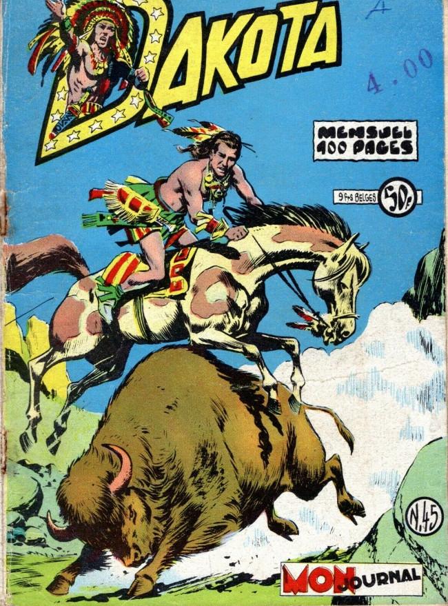 Couverture de Dakota (Aventures et Voyages) -45- Le condor du désert : Markam l'évadé