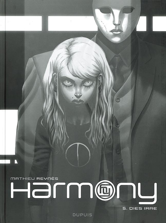 Couverture de Harmony -5TT- Dies Irae