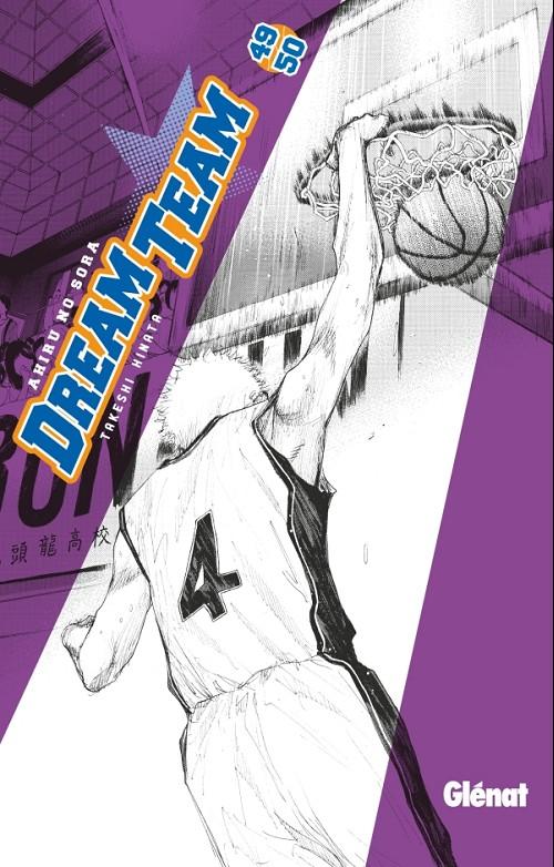 Couverture de Dream Team (Hinata) -4950- Tome 49-50