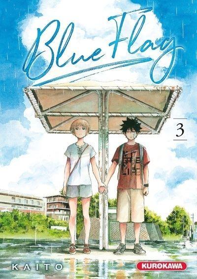 Couverture de Blue flag -3- Tome 3