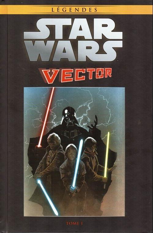 Couverture de Star Wars - Légendes - La Collection (Hachette) -9999- Star Wars Vector - Tome 1