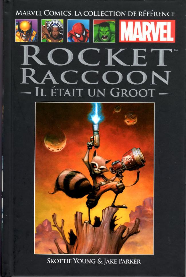 Couverture de Marvel Comics - La collection (Hachette) -141111- Rocket Raccoon - Il était un Groot