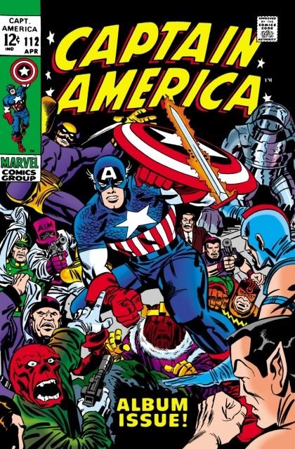 Couverture de Captain America (Marvel comics - 1968) -112- Lest we forget!
