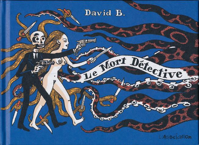 Couverture de Le mort Détective - Le Mort Détective