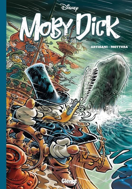 Couverture de Moby Dick (Mottura) - Moby Dick