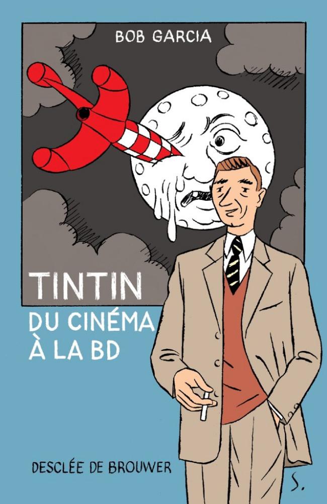 Couverture de (AUT) Hergé -196- Tintin du cinéma à la BD