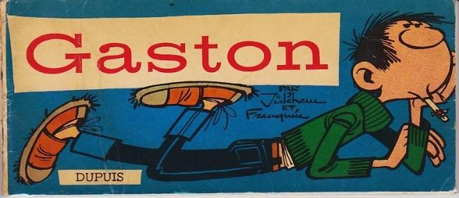 Couverture de Gaston - Tome 0