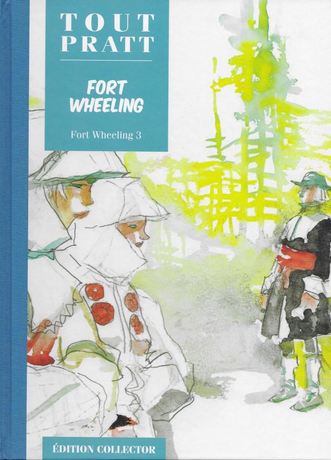 Couverture de Tout Pratt (collection Altaya) -21- Fort Wheeling 3