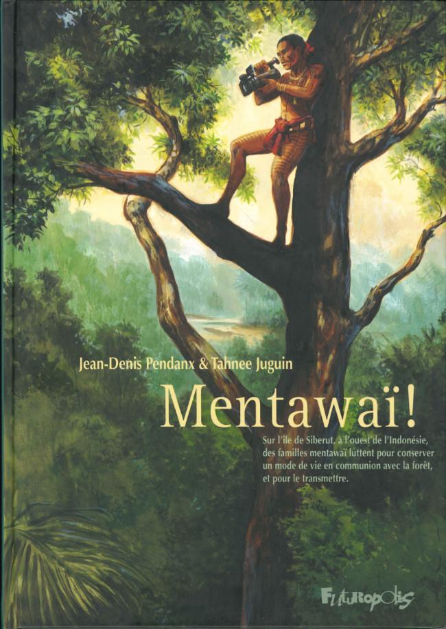 Couverture de Mentawaï !