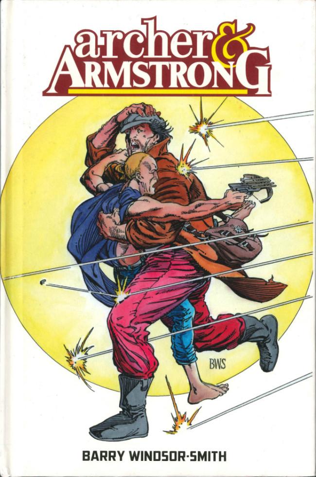Couverture de Archer & Armstrong - Tome HS