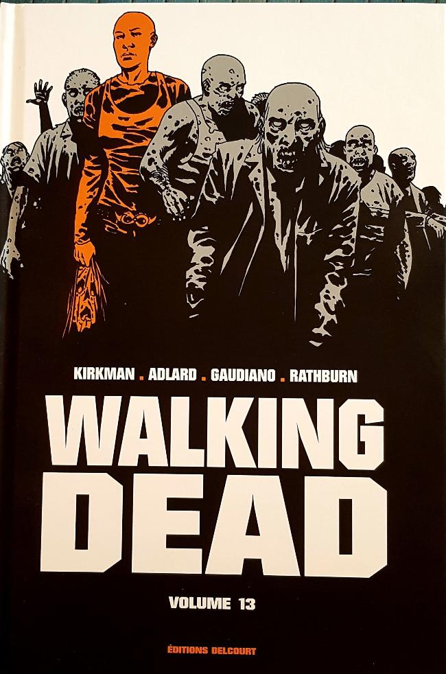 Couverture de Walking Dead -INT13- Volume 13