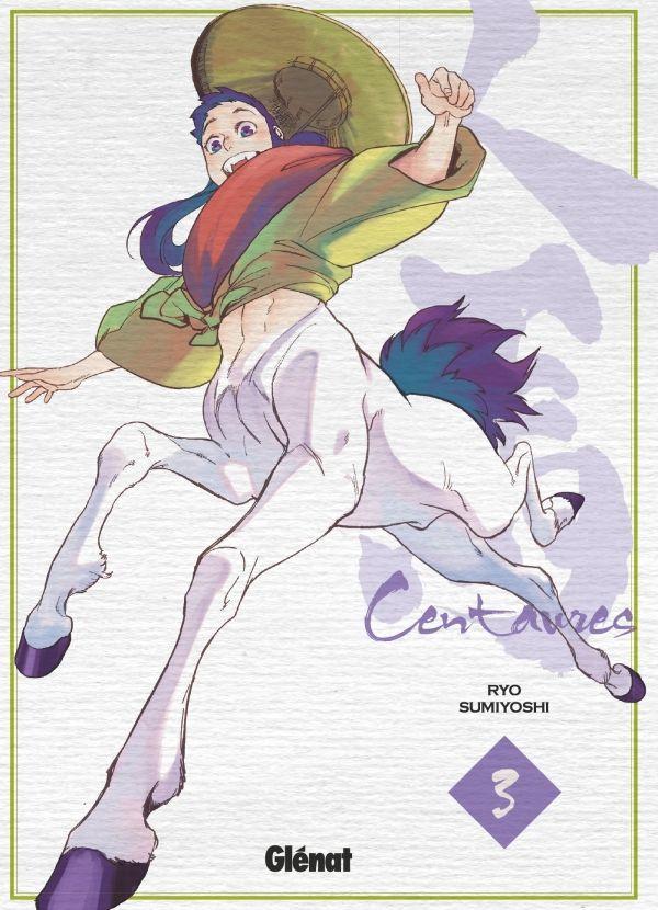 Couverture de Centaures (Sumiyoshi) -3- Tome 3