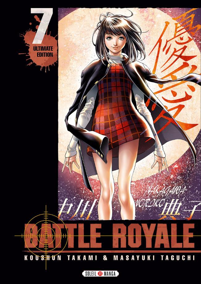 Couverture de Battle Royale -INT7- Volume 7 - Ultimate Edition