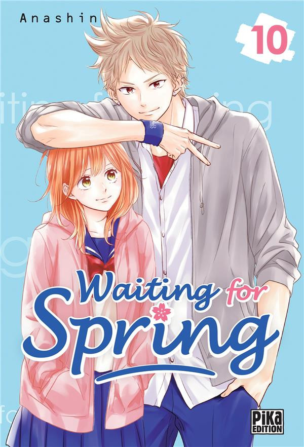 Couverture de Waiting for spring -10- Tome 10