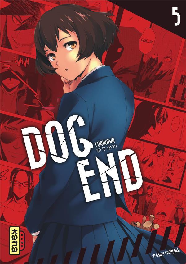 Couverture de Dog End -5- Tome 5