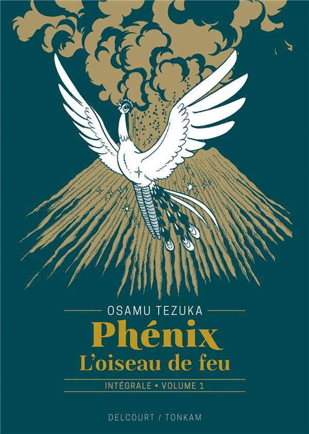 Couverture de Phénix, l'oiseau de feu -INT1- Intégrale - Volume 1