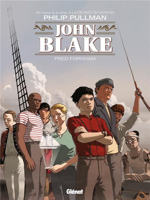 Couverture de John Blake -1- Tome 1