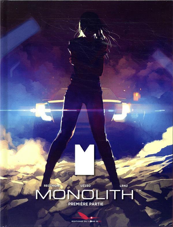 Couverture de Monolith (Recchioni/Roberto) -1- Première partie