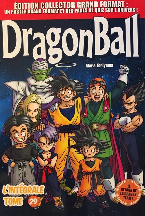 Couverture de Dragon Ball - La Collection (Hachette) -29- Tome 29