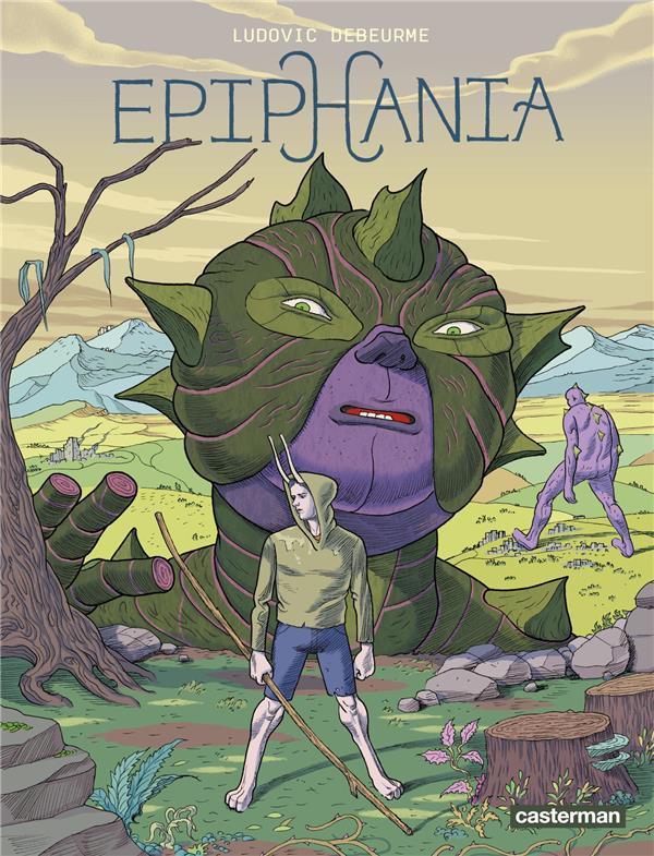 Couverture de Epiphania -3- Tome 3