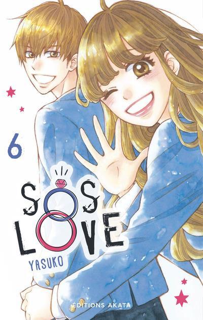Couverture de SOS love -6- Tome 6