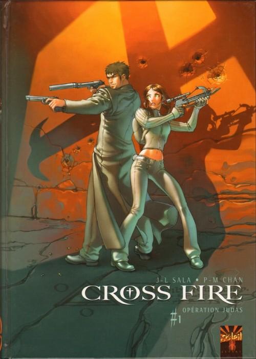 Couverture de Cross Fire -1- Opération Judas
