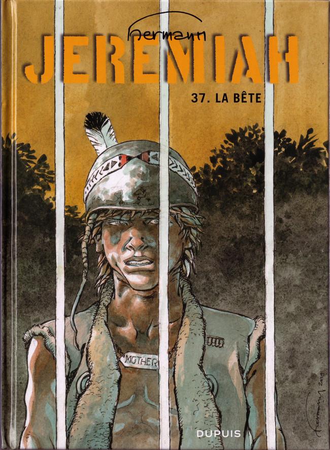 Couverture de Jeremiah -37- La bête