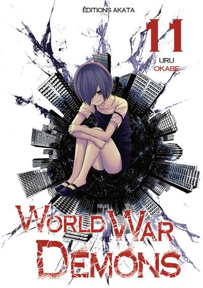 Couverture de World War Demons -11- Tome 11