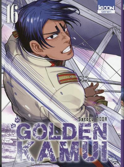 Couverture de Golden Kamui -16- Tome 16