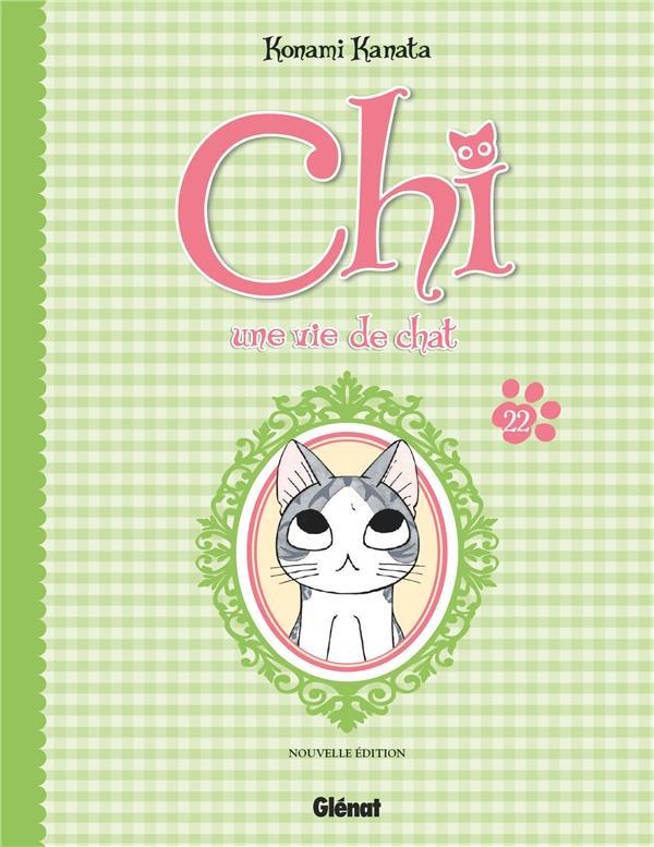 Couverture de Chi - Une vie de chat (grand format) -22- Tome 22