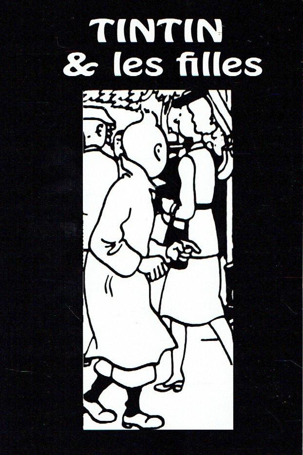 Couverture de (AUT) Hergé - Tintin & les filles