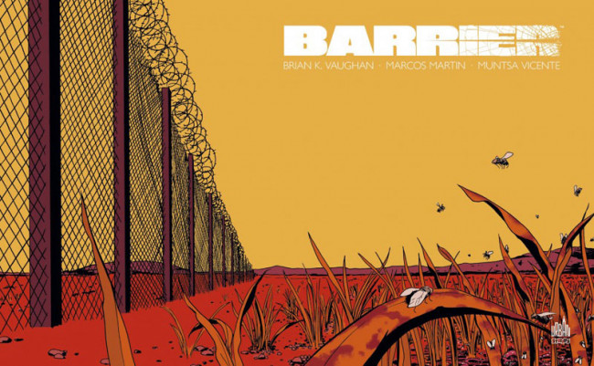Couverture de Barrier